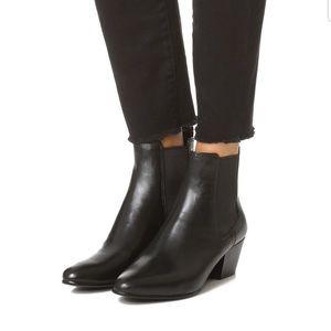 Sam Edelman Leather Reesa Boots
